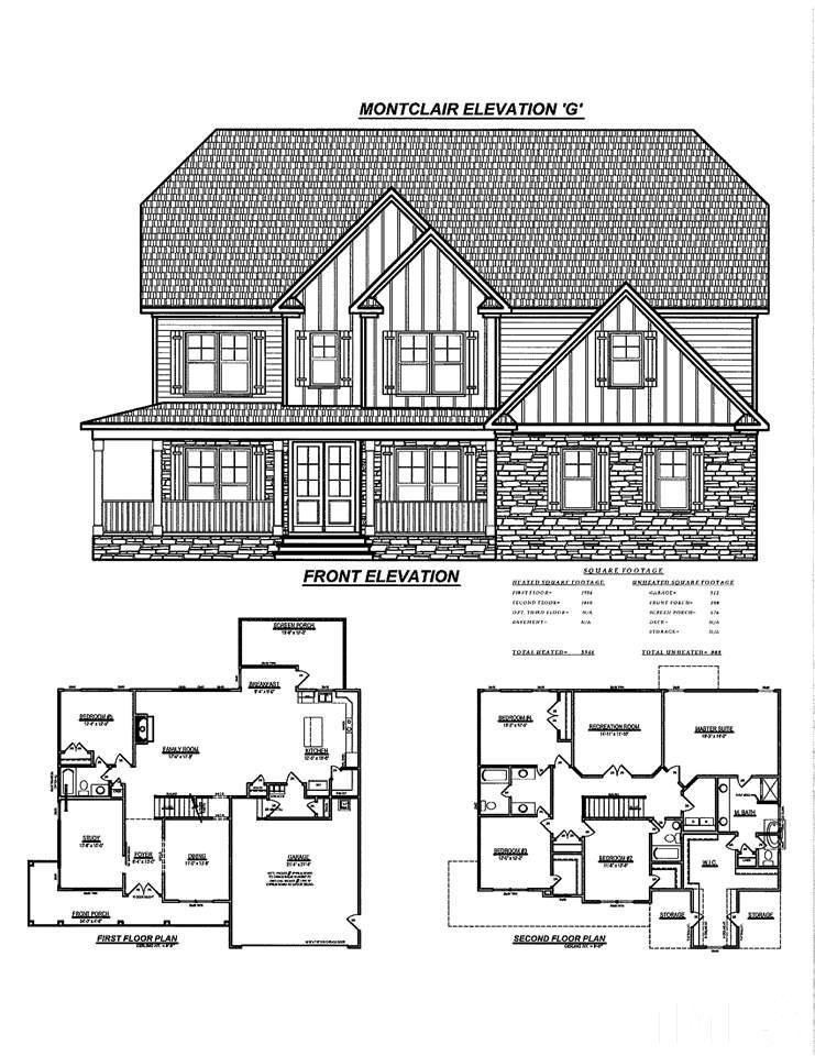 6513 Moinear Lane  Chapel Hill, NC 27514 - 4