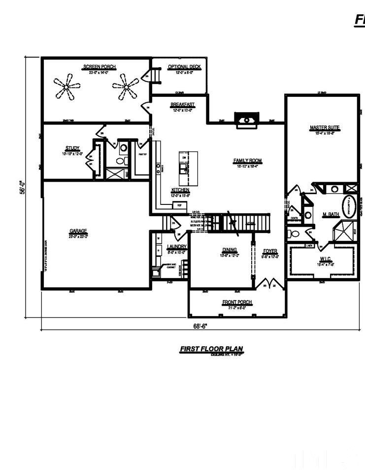 1009 Shagbark Court  Chapel Hill, NC 27517 - 6