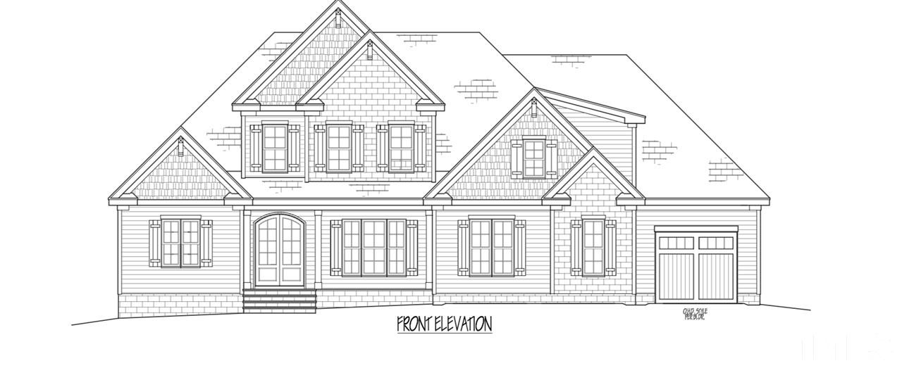 2808 Orchard Meadow Court  Raleigh, NC 27606 - Image 1